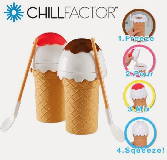 ChillFactor ice cream maker review