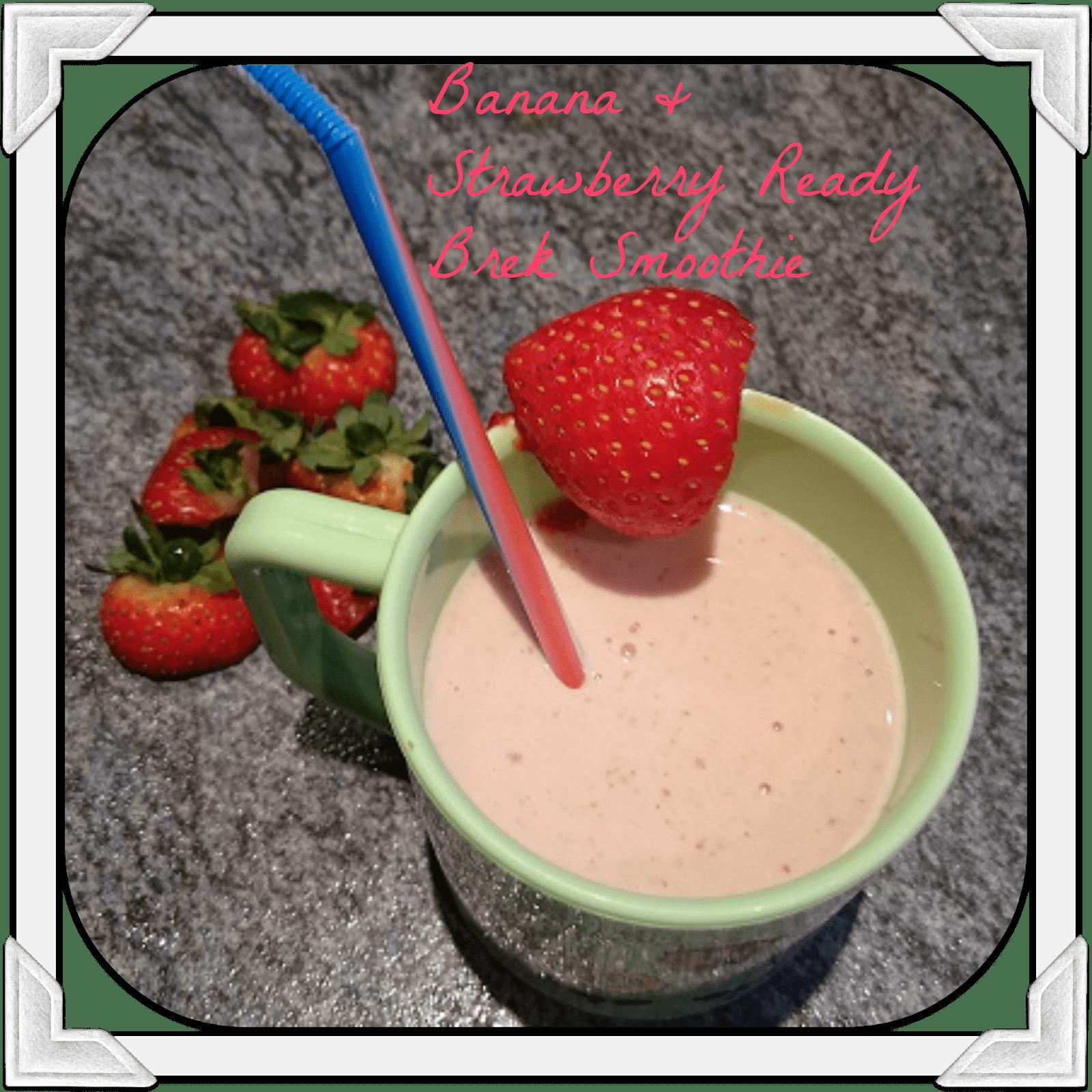 Ready Brek Smoothie Recipe Healthy Breakfast Ideas