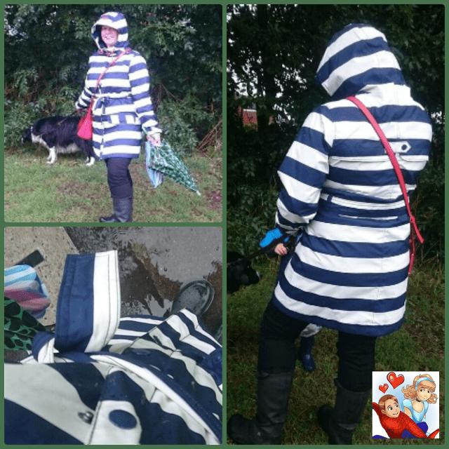 Stripe Evening Blue Helly Hansen Kids K Shelter Jacket ERROR:#