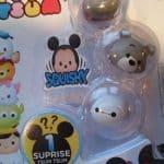 Disney Tsum Tsum Squishy Figure 4 Pack