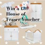 Giveaway: Win a £30 House of Fraser Voucher