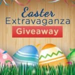 Giveaway: Win £200 Amazon Vouchers in our Easter Extravaganza