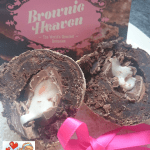 Review & Giveaway: Chocolate Brownie Eggs from Brownie Heaven