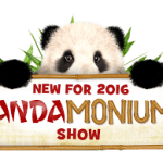 Pandamonium at Chessington