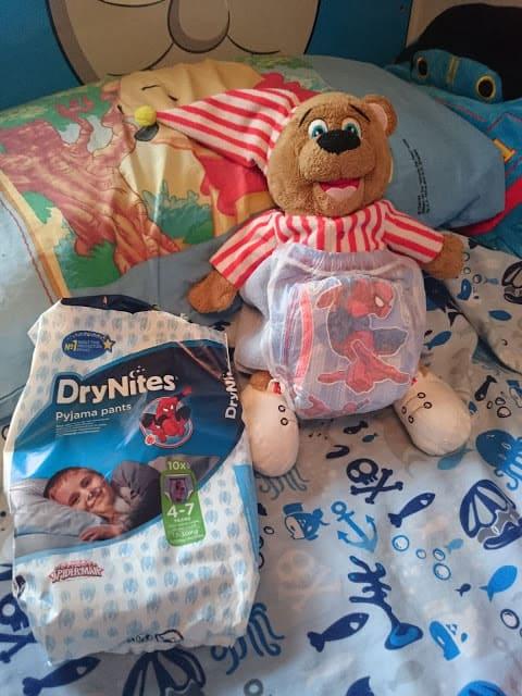 DrtNites combatting bedwetting