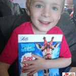 Review & Giveaway: Letts Wild About activity books