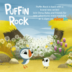 New series of Puffin Rock is now on Nick Jr