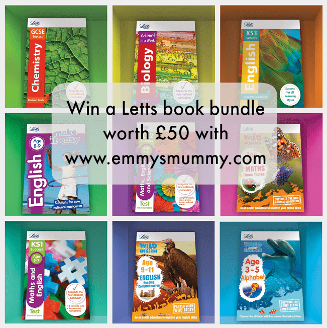 Win a Letts book bundle worth £50