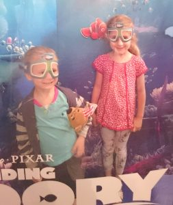 Finding Dory - Seal Sanctuary