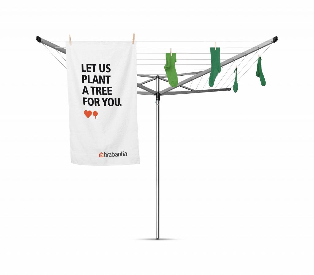 #lovenature Brabantia washing line
