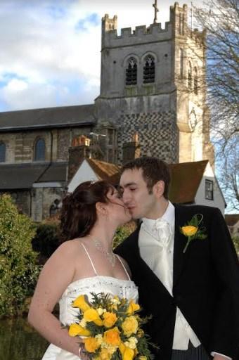 Waltham Abbey Church, wedding venues essex