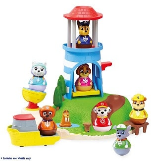 Paw Patrol Weebles Playset review