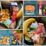 Making school lunches healthy and varied for Harry