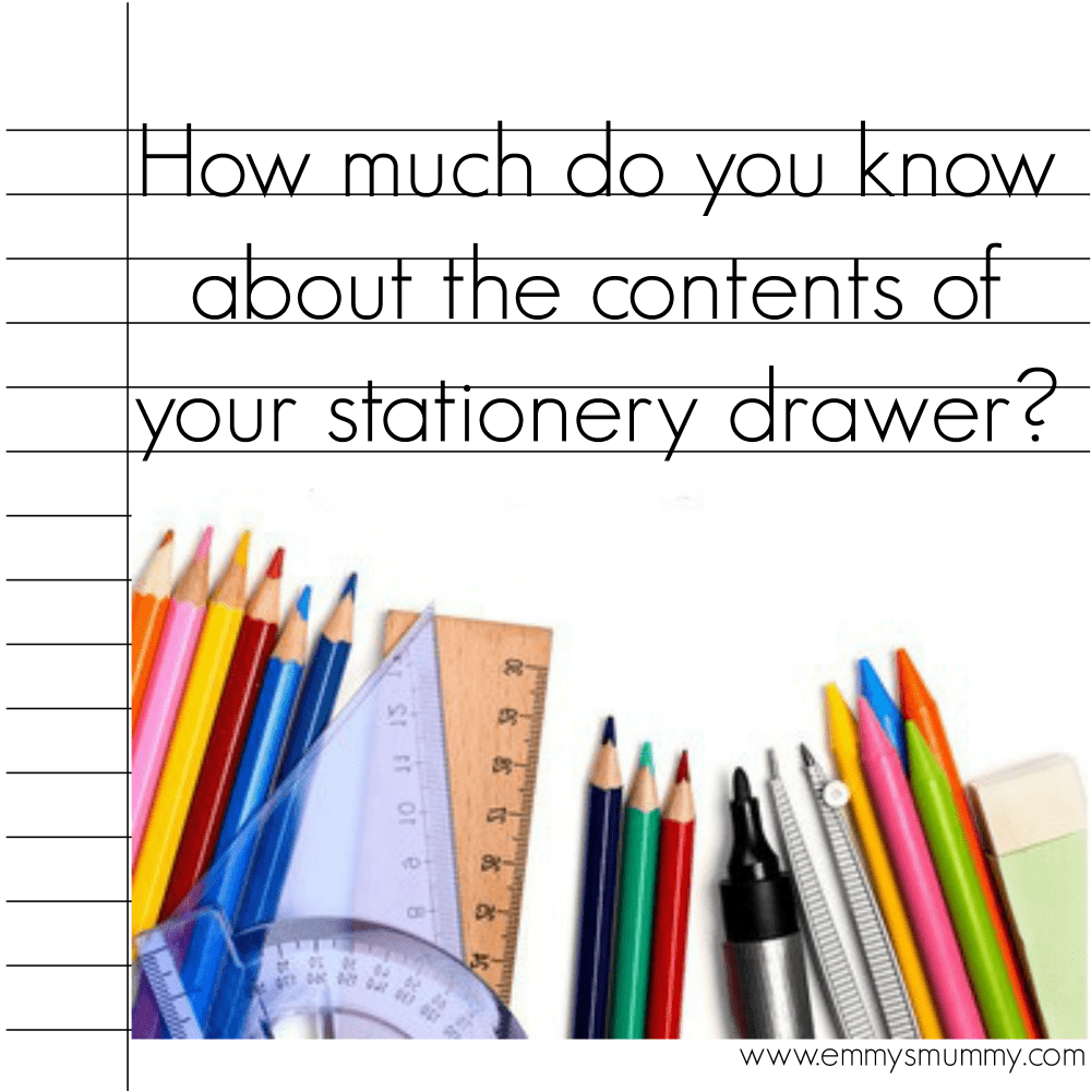 stationery facts