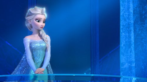 frozen singalong with snow