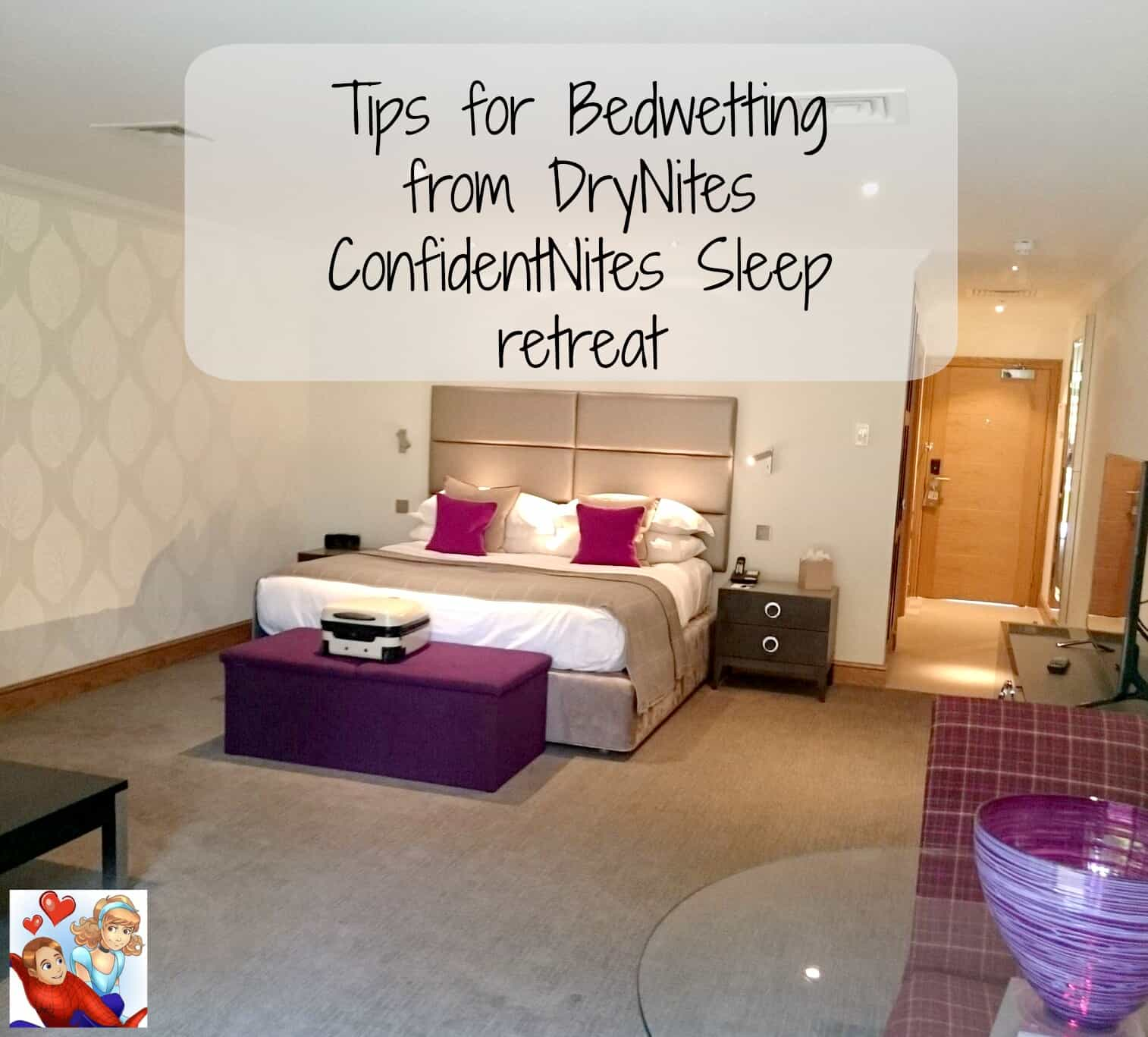 tips for bedwetting