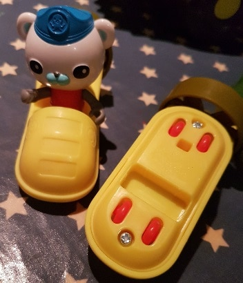Octonauts Gup-K review