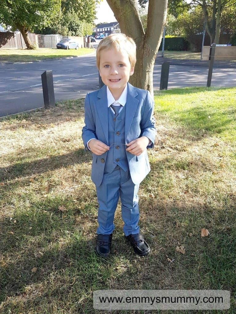 Roco formal suit