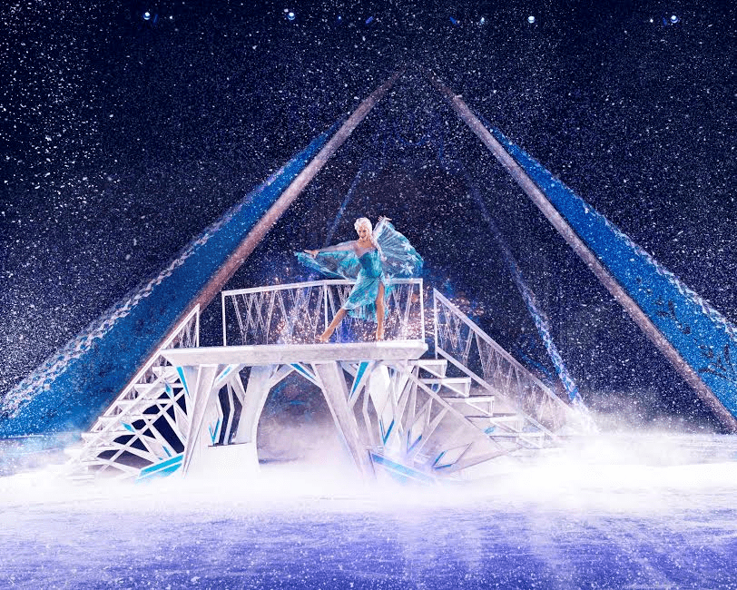 Disney on Ice O2