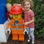 Legoland with younger children – Review