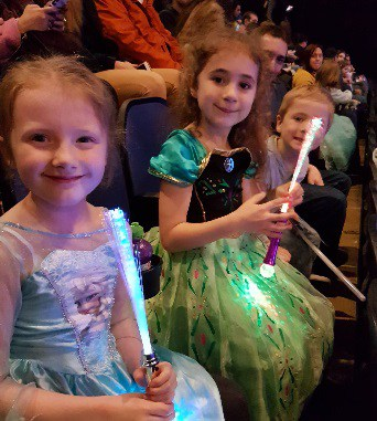 Frozen On Ice Review