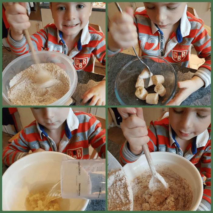 making-dog-treats