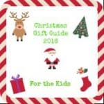Christmas Gift Guide For the Kids plus Giveaway *Closed*