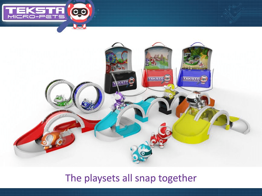 Teksta micropets playset review
