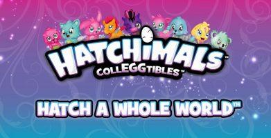 Hatchimals CollEGGtibles review