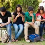 Teens and children: Mobile safety and usage at school