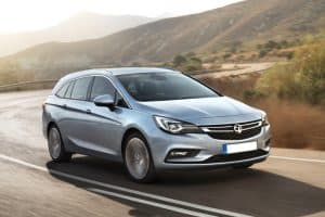 Vauxhall Astra ST review