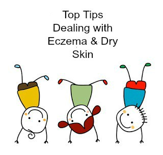 Top tips for dealing with Eczema