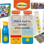 Giveaway: Back to school with Haliborange