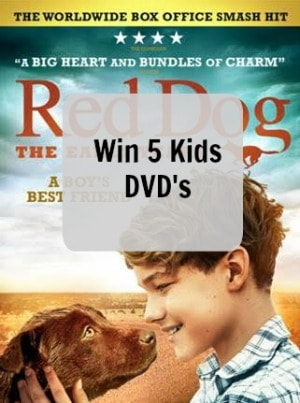 Red Dog: The Early Years Review and Giveaway