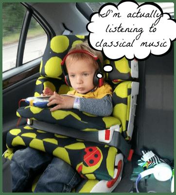 Long car journeys and children - Emmy\'s Mummy
