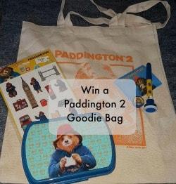 paddinton 2 competition prize