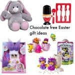 Chocolate alternatives for Easter