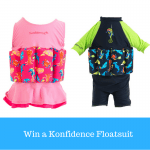 Giveaway: Win a Konfidence Floatsuit