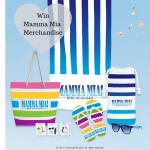 Giveaway: Win a Mamma Mia Merchandise Bundle #MammaMia2