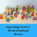 SuperZings Series 2 – Rivals of Kaboom Review
