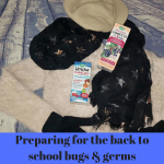Preparing the family for the back to school bugs and germs