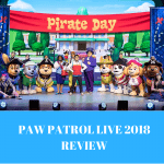 Paw Patrol Live 2018 Review