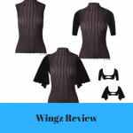 Changing the whole look of an outfit with Wingz #Review