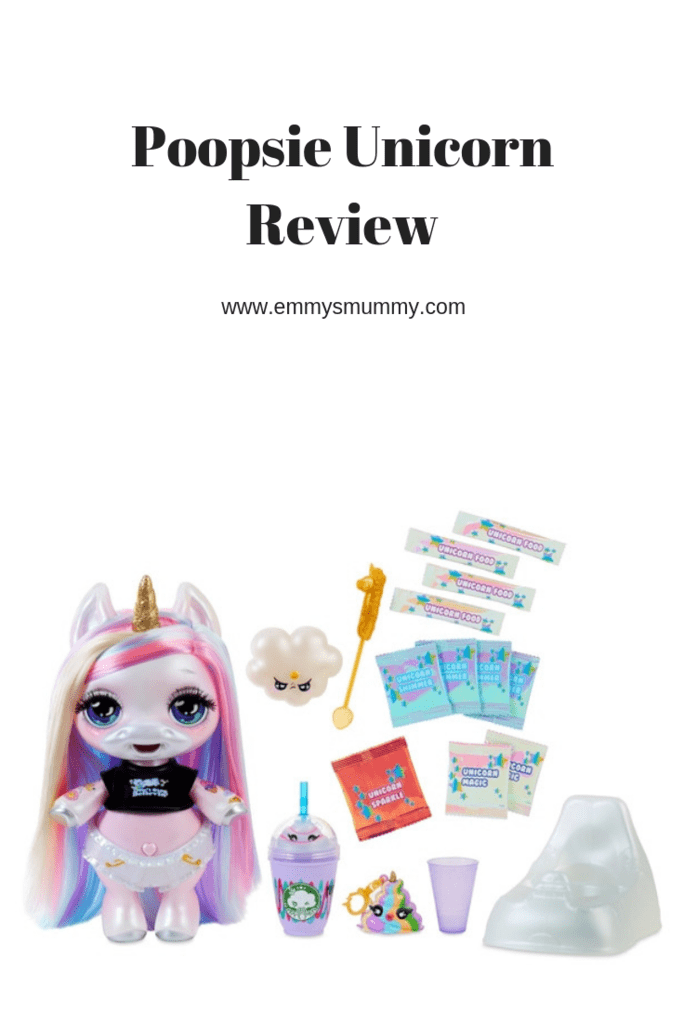 poopsie unicorn review