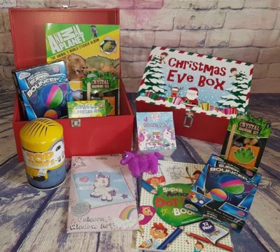 Christmas Eve boxes for children