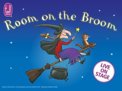 room on the broom theatre review