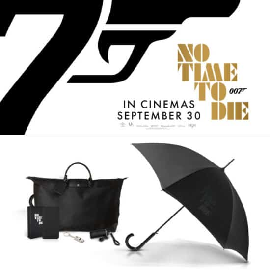 007 No Time To Die | Merchandise Giveaway – Emmy's Mummy